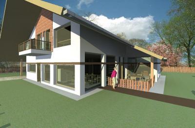Proiecte case etaj